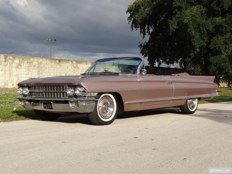 Постер Cadillac Eldorado 1962, 27x20 см, на бумагеCadillac<br>Постер на холсте или бумаге. Любого нужного вам размера. В раме или без. Подвес в комплекте. Трехслойная надежная упаковка. Доставим в любую точку России. Вам осталось только повесить картину на стену!<br>