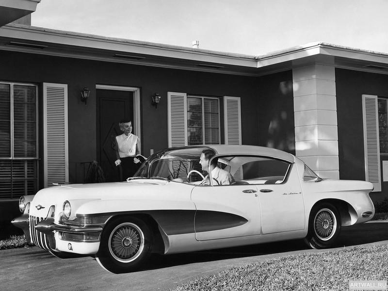 Постер Cadillac LaSalle II Sedan Concept Car 1955, 27x20 см, на бумагеCadillac<br>Постер на холсте или бумаге. Любого нужного вам размера. В раме или без. Подвес в комплекте. Трехслойная надежная упаковка. Доставим в любую точку России. Вам осталось только повесить картину на стену!<br>