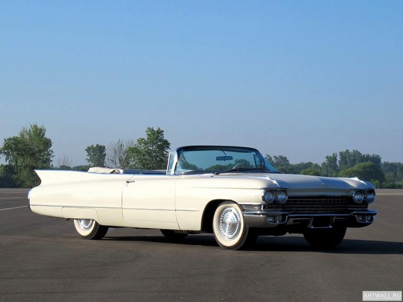 Постер Cadillac Sixty-Two Convertible 1949, 27x20 см, на бумагеCadillac<br>Постер на холсте или бумаге. Любого нужного вам размера. В раме или без. Подвес в комплекте. Трехслойная надежная упаковка. Доставим в любую точку России. Вам осталось только повесить картину на стену!<br>