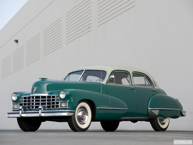 Постер Cadillac Sixty-Two Touring Sedan 1948, 27x20 см, на бумагеCadillac<br>Постер на холсте или бумаге. Любого нужного вам размера. В раме или без. Подвес в комплекте. Трехслойная надежная упаковка. Доставим в любую точку России. Вам осталось только повесить картину на стену!<br>