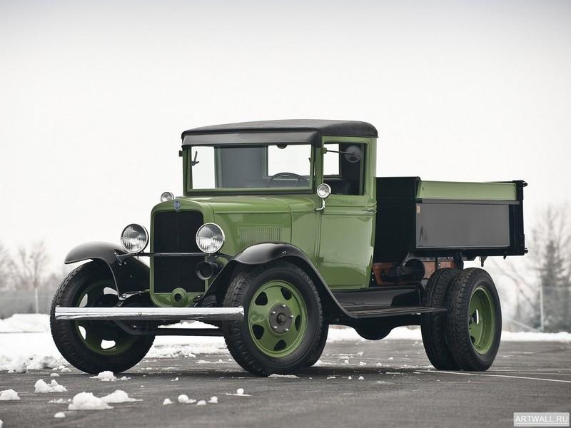 Chevrolet 1.5 Ton Dump Truck 1931, 27x20 см, на бумагеChevrolet<br>Постер на холсте или бумаге. Любого нужного вам размера. В раме или без. Подвес в комплекте. Трехслойная надежная упаковка. Доставим в любую точку России. Вам осталось только повесить картину на стену!<br>