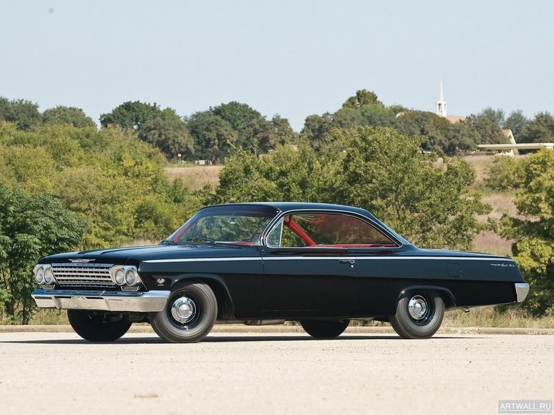 Постер Chevrolet Bel Air 409 Sport Coupe 1962, 27x20 см, на бумагеChevrolet<br>Постер на холсте или бумаге. Любого нужного вам размера. В раме или без. Подвес в комплекте. Трехслойная надежная упаковка. Доставим в любую точку России. Вам осталось только повесить картину на стену!<br>
