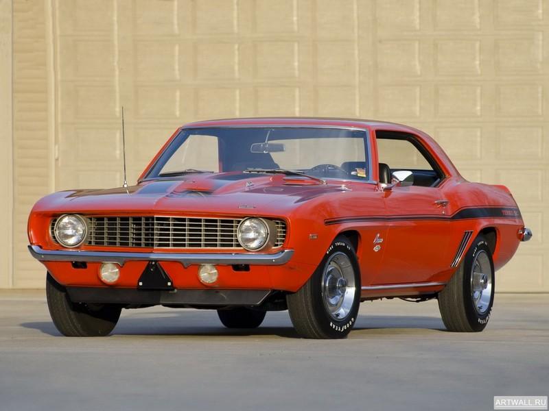 Постер Chevrolet Camaro Yenko SC 427 1969, 27x20 см, на бумагеChevrolet<br>Постер на холсте или бумаге. Любого нужного вам размера. В раме или без. Подвес в комплекте. Трехслойная надежная упаковка. Доставим в любую точку России. Вам осталось только повесить картину на стену!<br>