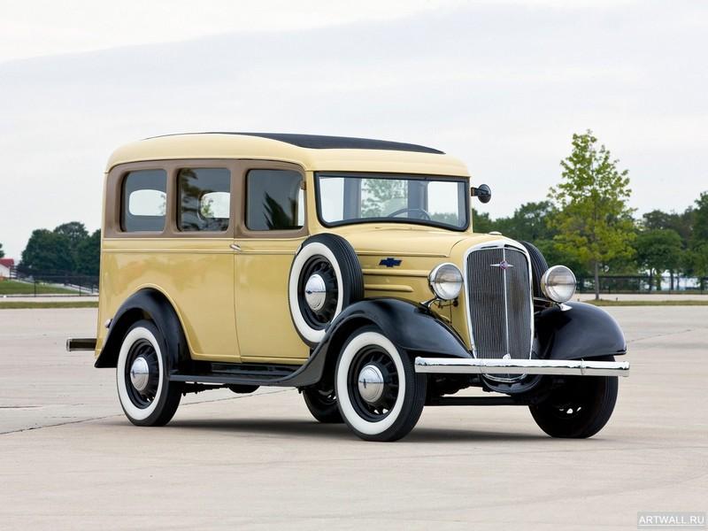 Постер Chevrolet Carryall Suburban 1936, 27x20 см, на бумагеChevrolet<br>Постер на холсте или бумаге. Любого нужного вам размера. В раме или без. Подвес в комплекте. Трехслойная надежная упаковка. Доставим в любую точку России. Вам осталось только повесить картину на стену!<br>