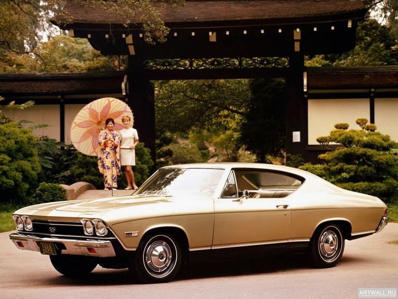 Chevrolet Chevelle Malibu SS 1968, 27x20 см, на бумагеChevrolet<br>Постер на холсте или бумаге. Любого нужного вам размера. В раме или без. Подвес в комплекте. Трехслойная надежная упаковка. Доставим в любую точку России. Вам осталось только повесить картину на стену!<br>
