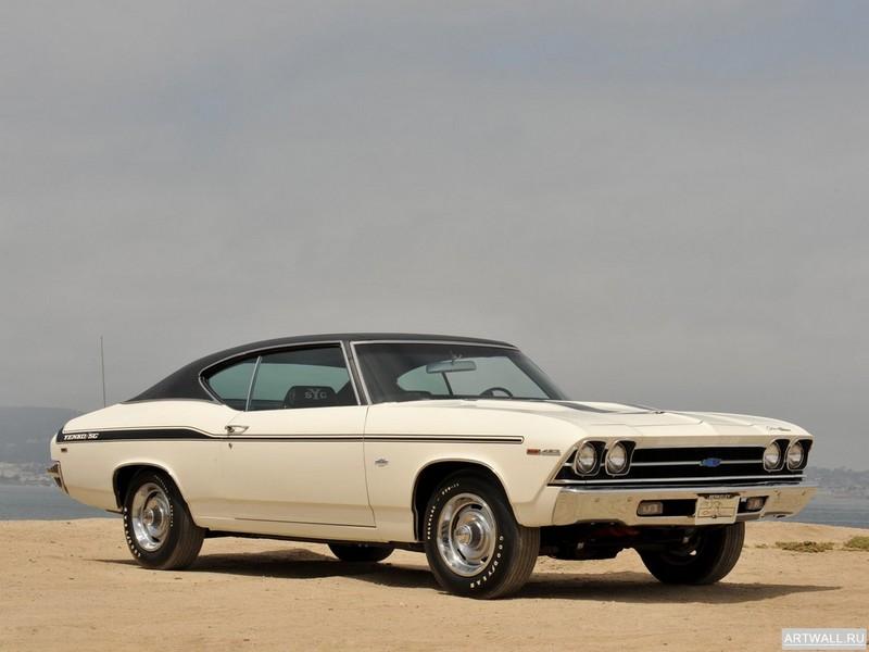 Chevrolet Chevelle Yenko SC 427 1969, 27x20 см, на бумагеChevrolet<br>Постер на холсте или бумаге. Любого нужного вам размера. В раме или без. Подвес в комплекте. Трехслойная надежная упаковка. Доставим в любую точку России. Вам осталось только повесить картину на стену!<br>