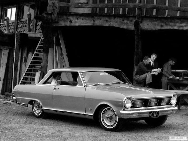 Постер Chevrolet Chevy II Nova SS Sport Coupe (11737) 1965, 27x20 см, на бумагеChevrolet<br>Постер на холсте или бумаге. Любого нужного вам размера. В раме или без. Подвес в комплекте. Трехслойная надежная упаковка. Доставим в любую точку России. Вам осталось только повесить картину на стену!<br>