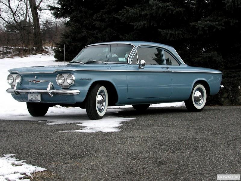 Постер Chevrolet Corvair 700 Club Coupe 1961, 27x20 см, на бумагеChevrolet<br>Постер на холсте или бумаге. Любого нужного вам размера. В раме или без. Подвес в комплекте. Трехслойная надежная упаковка. Доставим в любую точку России. Вам осталось только повесить картину на стену!<br>
