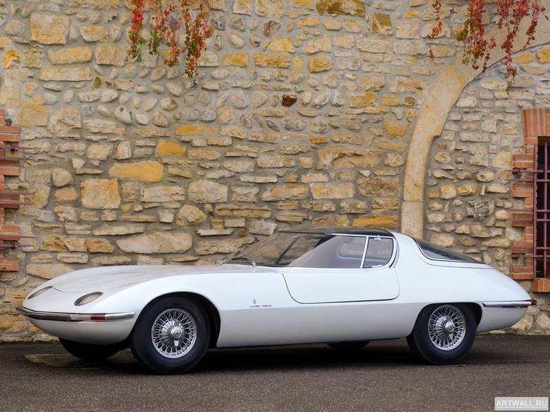 Постер Chevrolet Corvair Testudo Concept Car 1963 дизайн Bertone, 27x20 см, на бумагеChevrolet<br>Постер на холсте или бумаге. Любого нужного вам размера. В раме или без. Подвес в комплекте. Трехслойная надежная упаковка. Доставим в любую точку России. Вам осталось только повесить картину на стену!<br>