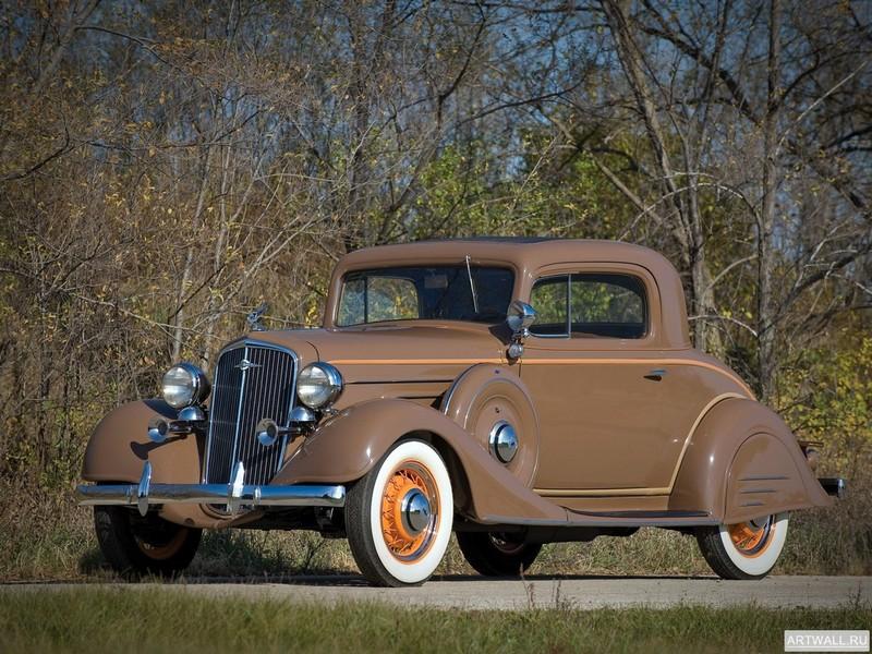 Постер Chevrolet Master Sport Coupe 1934, 27x20 см, на бумагеChevrolet<br>Постер на холсте или бумаге. Любого нужного вам размера. В раме или без. Подвес в комплекте. Трехслойная надежная упаковка. Доставим в любую точку России. Вам осталось только повесить картину на стену!<br>