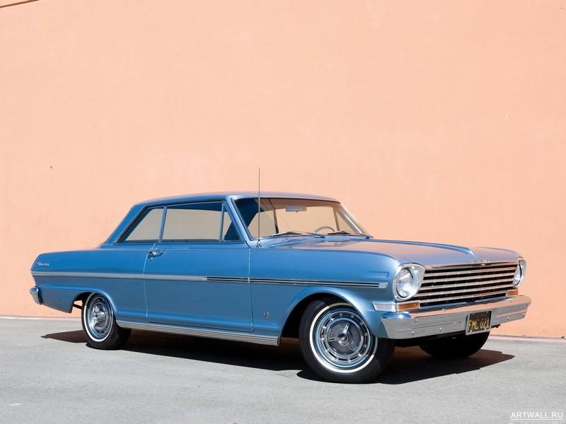 Постер Chevrolet Nova SS Hardtop Coupe 1963, 27x20 см, на бумагеChevrolet<br>Постер на холсте или бумаге. Любого нужного вам размера. В раме или без. Подвес в комплекте. Трехслойная надежная упаковка. Доставим в любую точку России. Вам осталось только повесить картину на стену!<br>