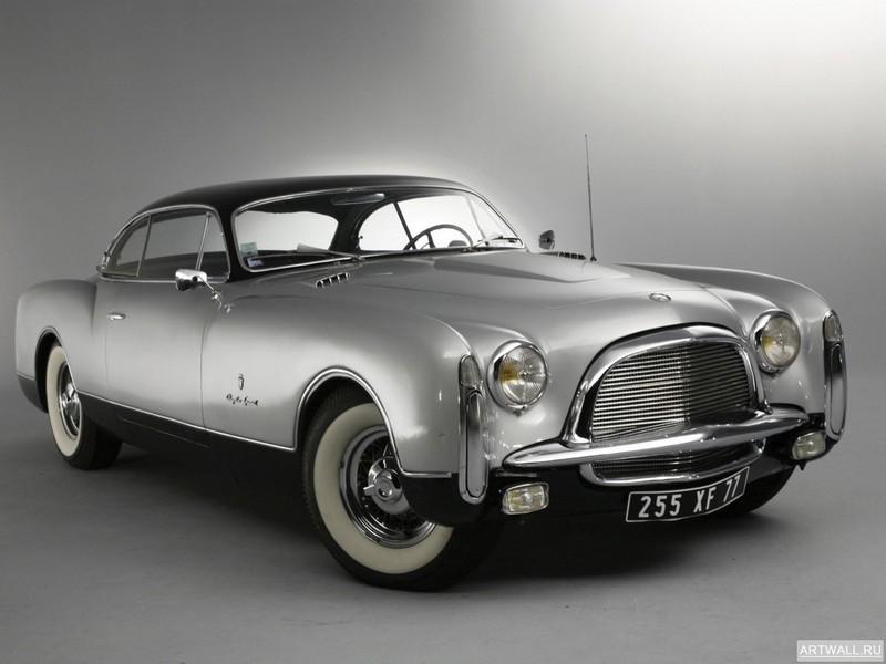 Chrysler Thomas Special Concept 1953 дизайн Ghia, 27x20 см, на бумагеChrysler<br>Постер на холсте или бумаге. Любого нужного вам размера. В раме или без. Подвес в комплекте. Трехслойная надежная упаковка. Доставим в любую точку России. Вам осталось только повесить картину на стену!<br>