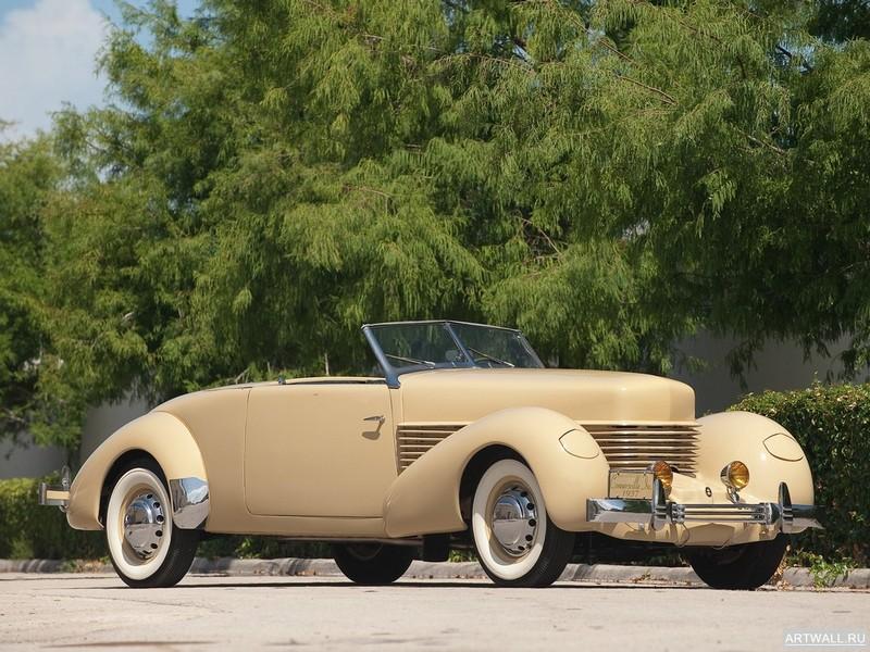 Постер Cord 812 SC Convertible Coupe 1937, 27x20 см, на бумагеCord<br>Постер на холсте или бумаге. Любого нужного вам размера. В раме или без. Подвес в комплекте. Трехслойная надежная упаковка. Доставим в любую точку России. Вам осталось только повесить картину на стену!<br>