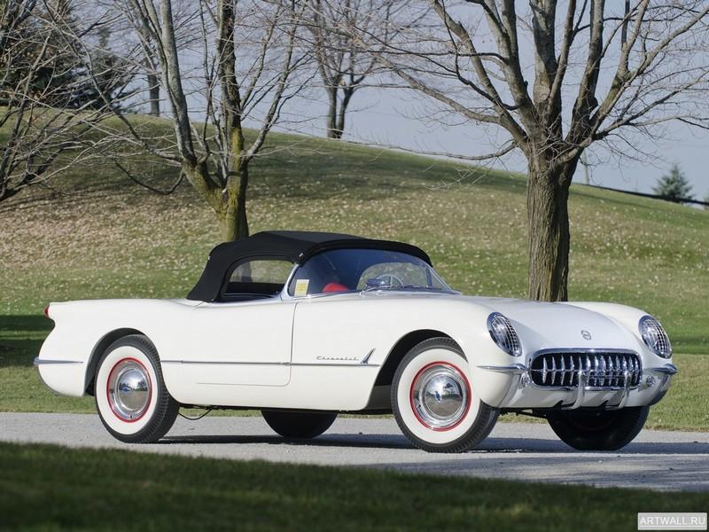 Corvette C1 1953, 27x20 см, на бумагеCorvette<br>Постер на холсте или бумаге. Любого нужного вам размера. В раме или без. Подвес в комплекте. Трехслойная надежная упаковка. Доставим в любую точку России. Вам осталось только повесить картину на стену!<br>