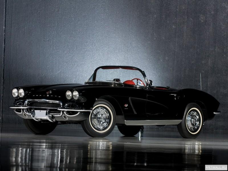 Постер Corvette C1 1962, 27x20 см, на бумагеCorvette<br>Постер на холсте или бумаге. Любого нужного вам размера. В раме или без. Подвес в комплекте. Трехслойная надежная упаковка. Доставим в любую точку России. Вам осталось только повесить картину на стену!<br>