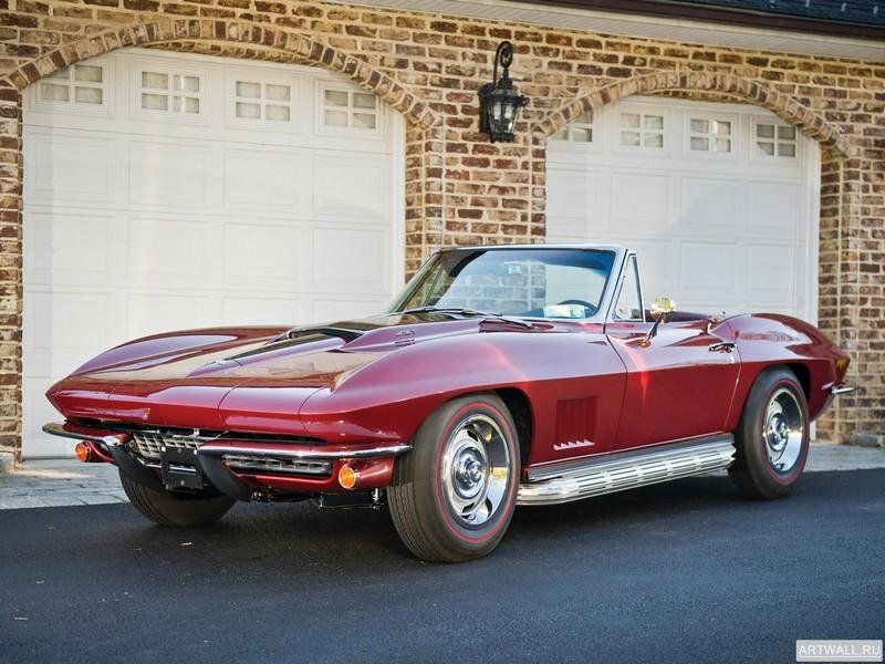 Corvette Sting Ray L88 Race Car (C3) 1968, 27x20 см, на бумагеCorvette<br>Постер на холсте или бумаге. Любого нужного вам размера. В раме или без. Подвес в комплекте. Трехслойная надежная упаковка. Доставим в любую точку России. Вам осталось только повесить картину на стену!<br>