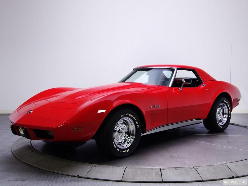 Постер Corvette Stingray Convertible (C3) 1969, 27x20 см, на бумагеCorvette<br>Постер на холсте или бумаге. Любого нужного вам размера. В раме или без. Подвес в комплекте. Трехслойная надежная упаковка. Доставим в любую точку России. Вам осталось только повесить картину на стену!<br>