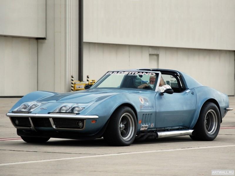 Постер Corvette Stingray L88 427 Coupe (C3) 1969, 27x20 см, на бумагеCorvette<br>Постер на холсте или бумаге. Любого нужного вам размера. В раме или без. Подвес в комплекте. Трехслойная надежная упаковка. Доставим в любую точку России. Вам осталось только повесить картину на стену!<br>