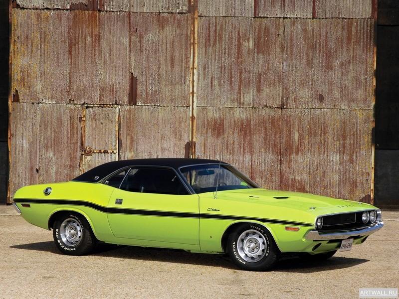 Постер Dodge Challenger Rallye 1974, 27x20 см, на бумагеDodge<br>Постер на холсте или бумаге. Любого нужного вам размера. В раме или без. Подвес в комплекте. Трехслойная надежная упаковка. Доставим в любую точку России. Вам осталось только повесить картину на стену!<br>