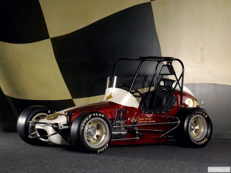 Постер Edmunds Midget Race Car 1976, 27x20 см, на бумагеРазные марки<br>Постер на холсте или бумаге. Любого нужного вам размера. В раме или без. Подвес в комплекте. Трехслойная надежная упаковка. Доставим в любую точку России. Вам осталось только повесить картину на стену!<br>