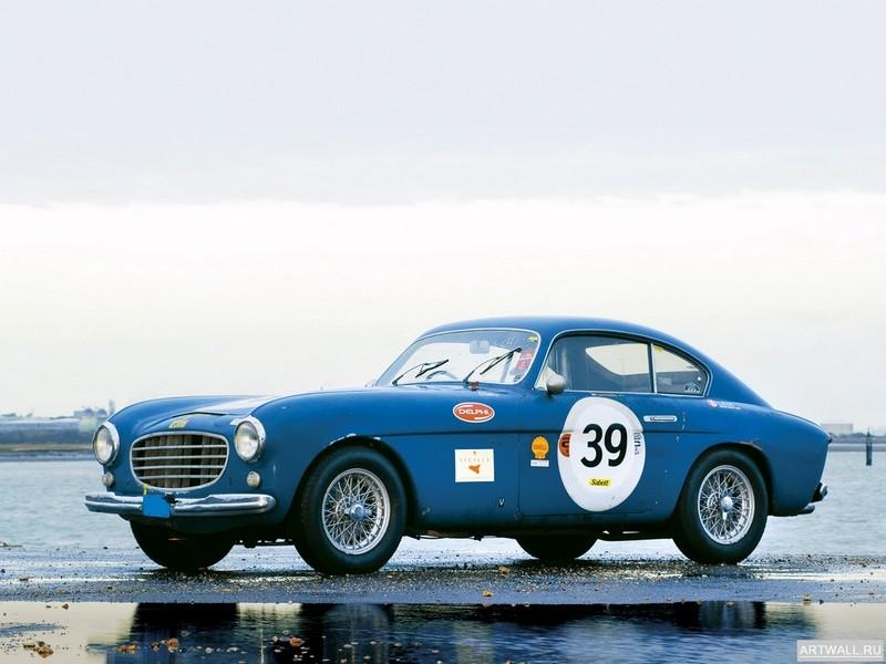 Ferrari 166 195 S Coupe 1948-50 дизайн Vignale, 27x20 см, на бумагеFerrari<br>Постер на холсте или бумаге. Любого нужного вам размера. В раме или без. Подвес в комплекте. Трехслойная надежная упаковка. Доставим в любую точку России. Вам осталось только повесить картину на стену!<br>