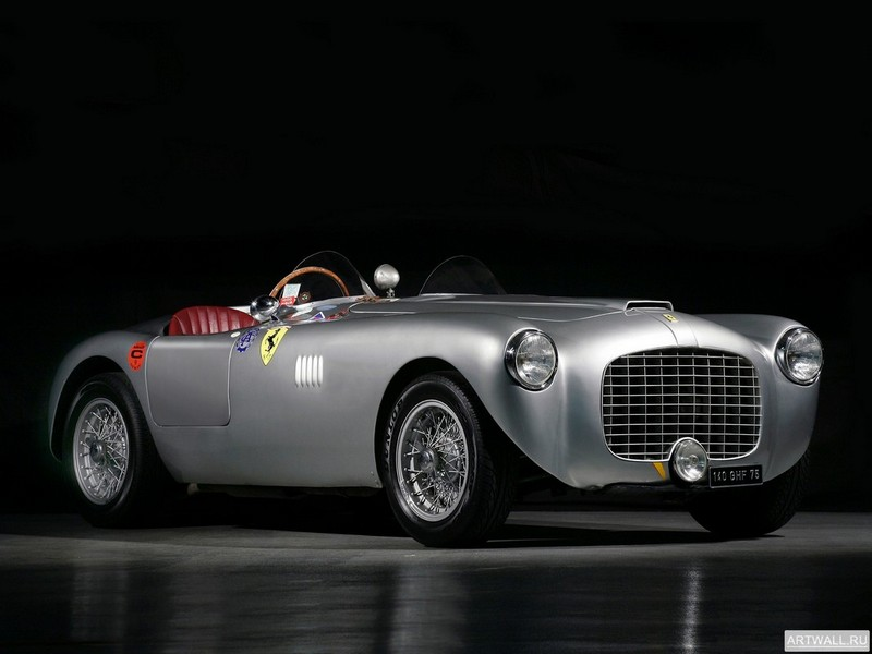 Постер Ferrari 212 Export Spider by Motti 1951, 27x20 см, на бумагеFerrari<br>Постер на холсте или бумаге. Любого нужного вам размера. В раме или без. Подвес в комплекте. Трехслойная надежная упаковка. Доставим в любую точку России. Вам осталось только повесить картину на стену!<br>