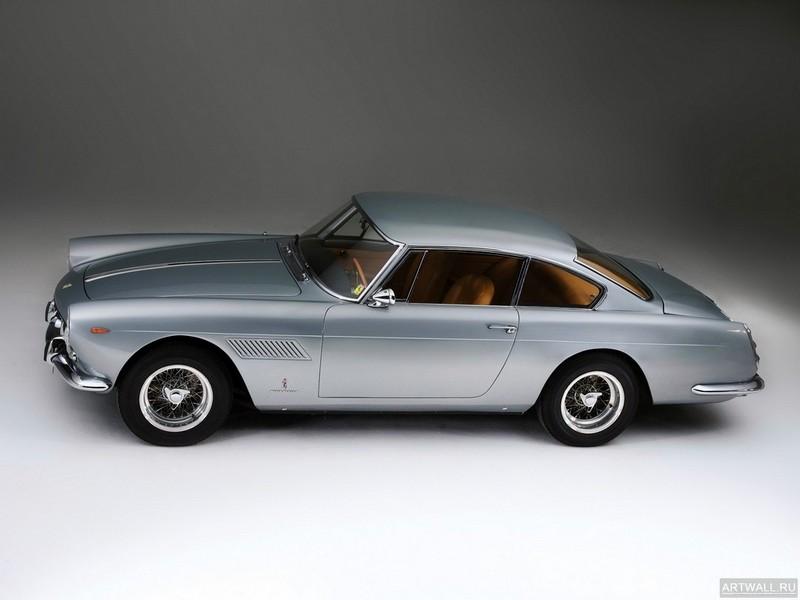 Постер Ferrari 250 GT Berlinetta Lusso UK-spec 1962-64, 27x20 см, на бумагеFerrari<br>Постер на холсте или бумаге. Любого нужного вам размера. В раме или без. Подвес в комплекте. Трехслойная надежная упаковка. Доставим в любую точку России. Вам осталось только повесить картину на стену!<br>