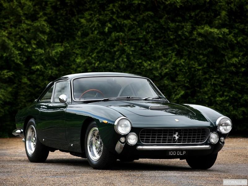 Постер Ferrari 250 GT Berlinetta SWB 1959-62 дизайн Pininfarina, 27x20 см, на бумагеFerrari<br>Постер на холсте или бумаге. Любого нужного вам размера. В раме или без. Подвес в комплекте. Трехслойная надежная упаковка. Доставим в любую точку России. Вам осталось только повесить картину на стену!<br>