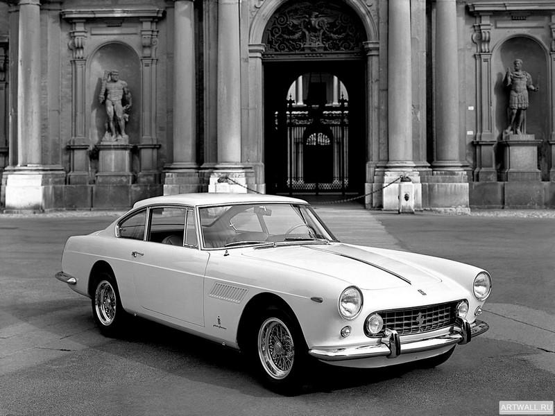 Постер Ferrari 250 GT Ellena 1957-58, 27x20 см, на бумагеFerrari<br>Постер на холсте или бумаге. Любого нужного вам размера. В раме или без. Подвес в комплекте. Трехслойная надежная упаковка. Доставим в любую точку России. Вам осталось только повесить картину на стену!<br>