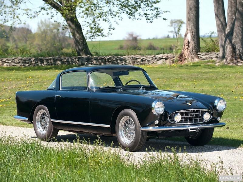 Ferrari 250 GT Europa 1954-56, 27x20 см, на бумагеFerrari<br>Постер на холсте или бумаге. Любого нужного вам размера. В раме или без. Подвес в комплекте. Трехслойная надежная упаковка. Доставим в любую точку России. Вам осталось только повесить картину на стену!<br>