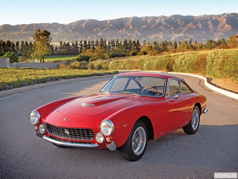Постер Ferrari 250 GT LWB California Spyder (covered headlights) 1957-60, 27x20 см, на бумагеFerrari<br>Постер на холсте или бумаге. Любого нужного вам размера. В раме или без. Подвес в комплекте. Трехслойная надежная упаковка. Доставим в любую точку России. Вам осталось только повесить картину на стену!<br>