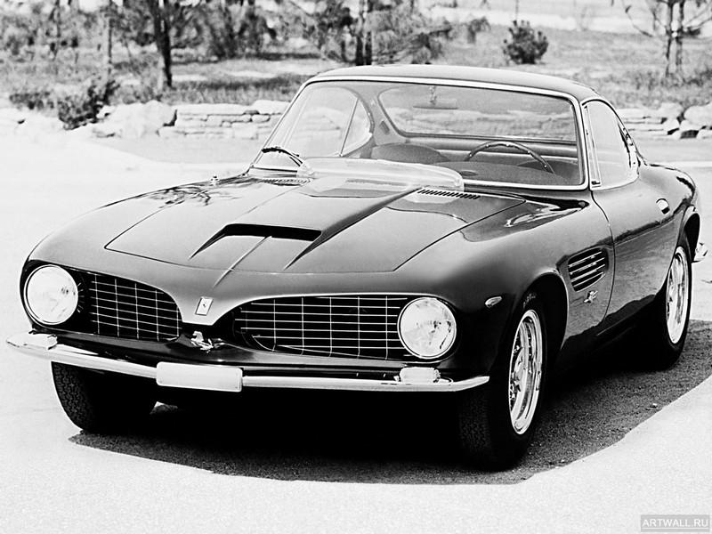 Постер Ferrari 250 GT Tour de France 1956-59, 27x20 см, на бумагеFerrari<br>Постер на холсте или бумаге. Любого нужного вам размера. В раме или без. Подвес в комплекте. Трехслойная надежная упаковка. Доставим в любую точку России. Вам осталось только повесить картину на стену!<br>