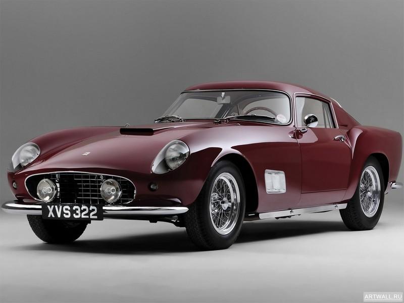 Постер Ferrari 250 GTO (Series II) 1964, 27x20 см, на бумагеFerrari<br>Постер на холсте или бумаге. Любого нужного вам размера. В раме или без. Подвес в комплекте. Трехслойная надежная упаковка. Доставим в любую точку России. Вам осталось только повесить картину на стену!<br>