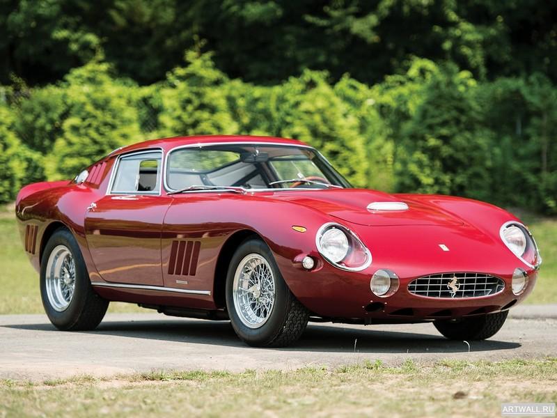 Постер Ferrari 275 GTB 6C Scaglietti Shortnose 1965-66 1, 27x20 см, на бумагеFerrari<br>Постер на холсте или бумаге. Любого нужного вам размера. В раме или без. Подвес в комплекте. Трехслойная надежная упаковка. Доставим в любую точку России. Вам осталось только повесить картину на стену!<br>