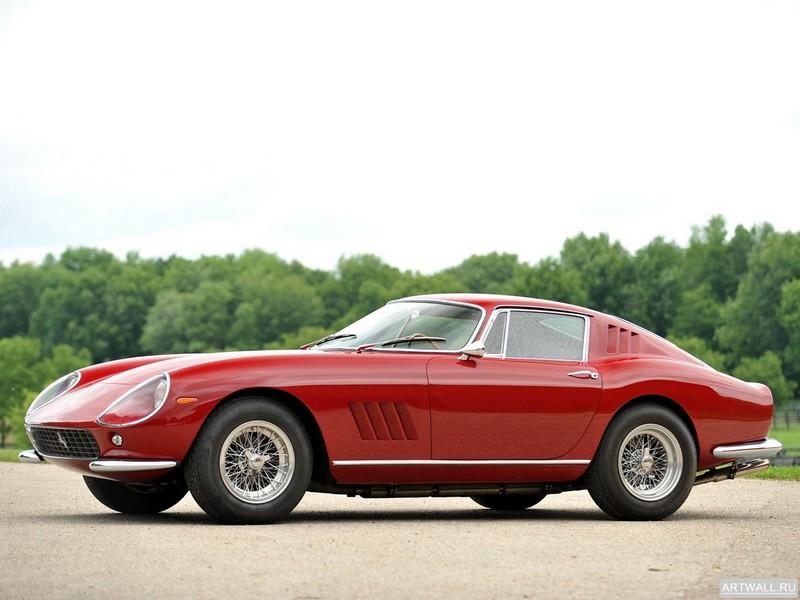 Постер Ferrari 275 GTB-6C Scaglietti Longnose 1965-66, 27x20 см, на бумагеFerrari<br>Постер на холсте или бумаге. Любого нужного вам размера. В раме или без. Подвес в комплекте. Трехслойная надежная упаковка. Доставим в любую точку России. Вам осталось только повесить картину на стену!<br>