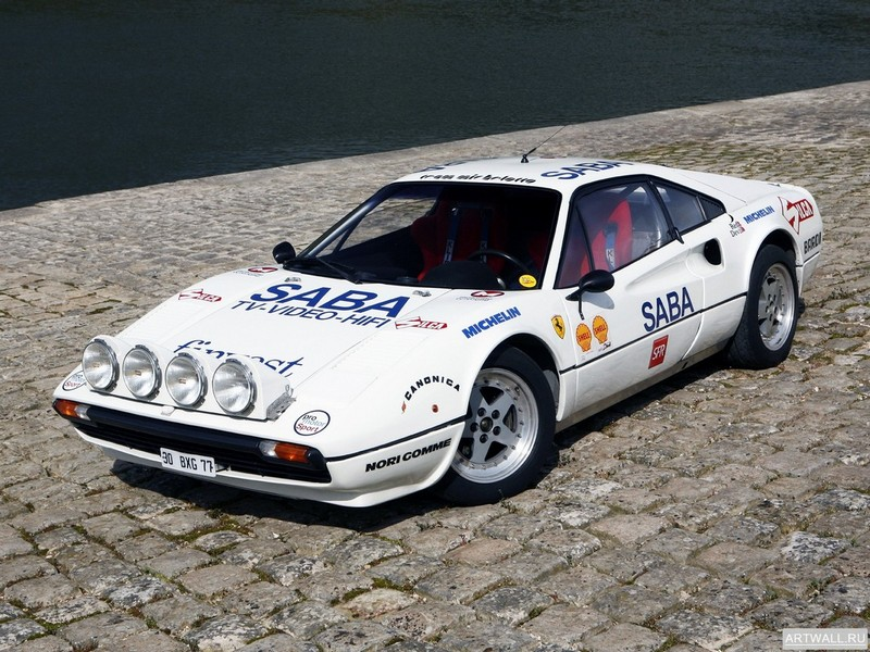 Постер Ferrari 308 GTB Group 4 Michelotto 1978-81, 27x20 см, на бумагеFerrari<br>Постер на холсте или бумаге. Любого нужного вам размера. В раме или без. Подвес в комплекте. Трехслойная надежная упаковка. Доставим в любую точку России. Вам осталось только повесить картину на стену!<br>