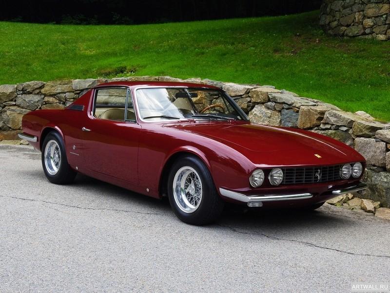 Постер Ferrari 330 GT Shooting Brake by Vignale 1968, 27x20 см, на бумагеFerrari<br>Постер на холсте или бумаге. Любого нужного вам размера. В раме или без. Подвес в комплекте. Трехслойная надежная упаковка. Доставим в любую точку России. Вам осталось только повесить картину на стену!<br>