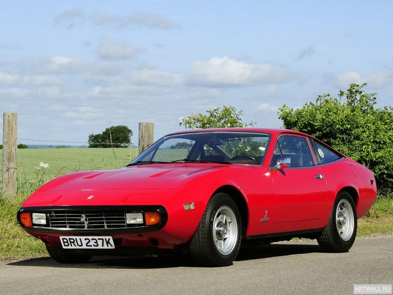 Постер Ferrari 365 GTC 4 1971-73, 27x20 см, на бумагеFerrari<br>Постер на холсте или бумаге. Любого нужного вам размера. В раме или без. Подвес в комплекте. Трехслойная надежная упаковка. Доставим в любую точку России. Вам осталось только повесить картину на стену!<br>