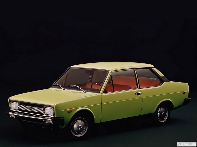 Fiat 131 Mirafiori 2-door 1974-78, 27x20 см, на бумагеFiat<br>Постер на холсте или бумаге. Любого нужного вам размера. В раме или без. Подвес в комплекте. Трехслойная надежная упаковка. Доставим в любую точку России. Вам осталось только повесить картину на стену!<br>