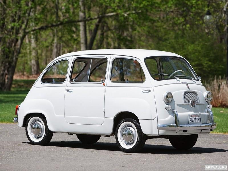 Постер Fiat 500 C Topolino 1949-55, 27x20 см, на бумагеFiat<br>Постер на холсте или бумаге. Любого нужного вам размера. В раме или без. Подвес в комплекте. Трехслойная надежная упаковка. Доставим в любую точку России. Вам осталось только повесить картину на стену!<br>