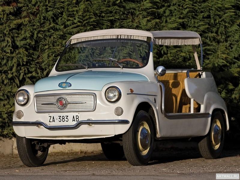Постер Fiat 500 L (110) 1968-72, 27x20 см, на бумагеFiat<br>Постер на холсте или бумаге. Любого нужного вам размера. В раме или без. Подвес в комплекте. Трехслойная надежная упаковка. Доставим в любую точку России. Вам осталось только повесить картину на стену!<br>