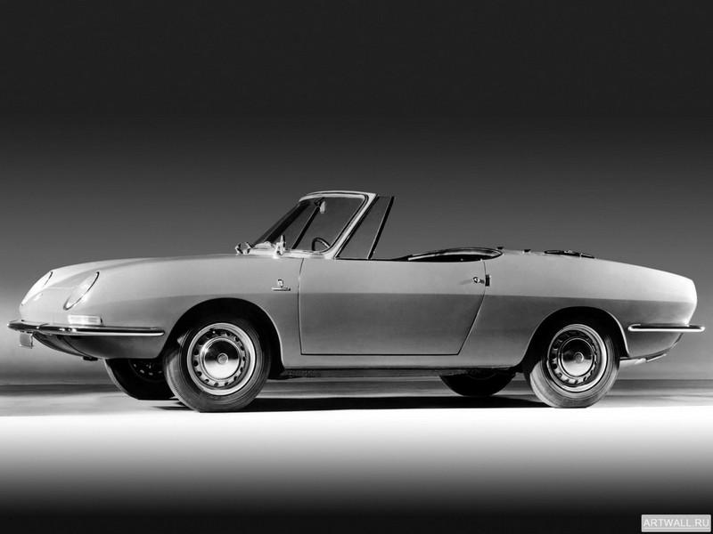 Постер Fiat 600 D Multipla 1960-69, 27x20 см, на бумагеFiat<br>Постер на холсте или бумаге. Любого нужного вам размера. В раме или без. Подвес в комплекте. Трехслойная надежная упаковка. Доставим в любую точку России. Вам осталось только повесить картину на стену!<br>