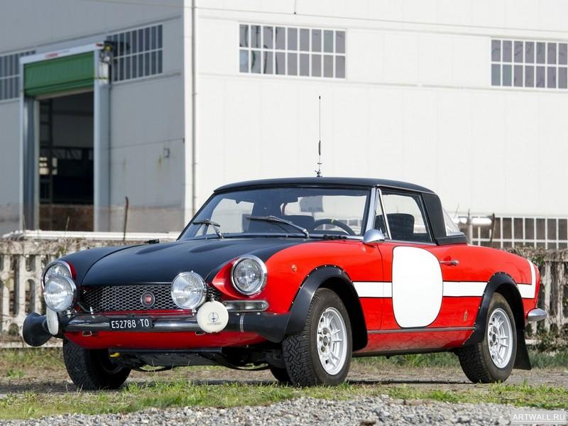 Постер Fiat Abarth 1000 GT Bialbero 1961-63, 27x20 см, на бумагеFiat<br>Постер на холсте или бумаге. Любого нужного вам размера. В раме или без. Подвес в комплекте. Трехслойная надежная упаковка. Доставим в любую точку России. Вам осталось только повесить картину на стену!<br>