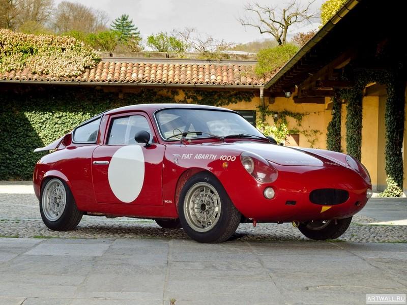 Постер Fiat Abarth 750GT 1956-59, 27x20 см, на бумагеFiat<br>Постер на холсте или бумаге. Любого нужного вам размера. В раме или без. Подвес в комплекте. Трехслойная надежная упаковка. Доставим в любую точку России. Вам осталось только повесить картину на стену!<br>