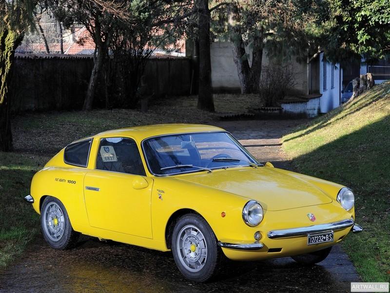 Fiat Abarth Mono 1000 1961-65, 27x20 см, на бумагеFiat<br>Постер на холсте или бумаге. Любого нужного вам размера. В раме или без. Подвес в комплекте. Трехслойная надежная упаковка. Доставим в любую точку России. Вам осталось только повесить картину на стену!<br>