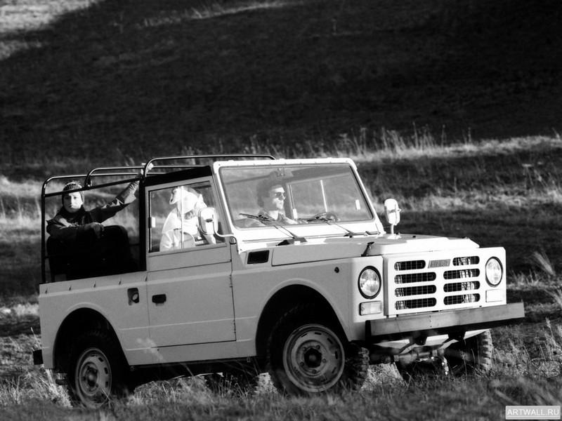Fiat Campagnola (1107) 1974-79, 27x20 см, на бумагеFiat<br>Постер на холсте или бумаге. Любого нужного вам размера. В раме или без. Подвес в комплекте. Трехслойная надежная упаковка. Доставим в любую точку России. Вам осталось только повесить картину на стену!<br>