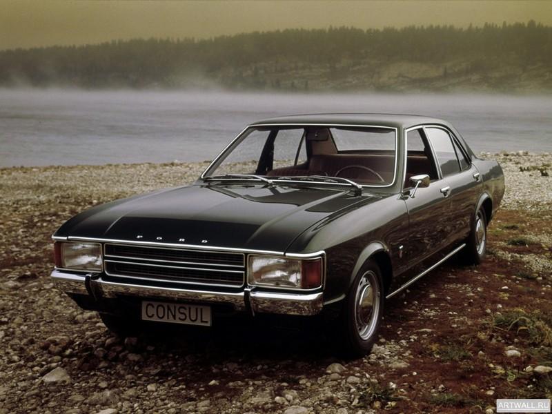 Постер Ford Consul 1972-75, 27x20 см, на бумагеFord<br>Постер на холсте или бумаге. Любого нужного вам размера. В раме или без. Подвес в комплекте. Трехслойная надежная упаковка. Доставим в любую точку России. Вам осталось только повесить картину на стену!<br>