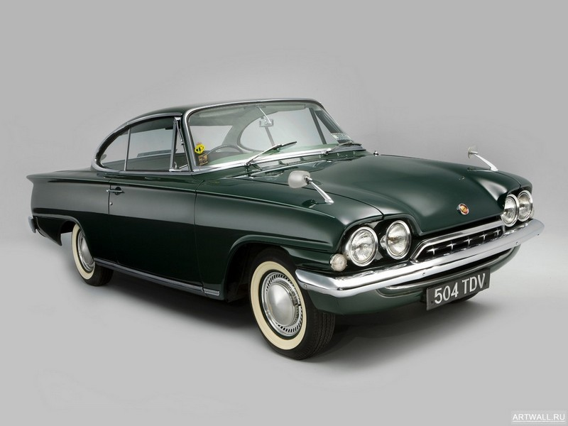 Постер Ford Consul Capri 1961-64, 27x20 см, на бумагеFord<br>Постер на холсте или бумаге. Любого нужного вам размера. В раме или без. Подвес в комплекте. Трехслойная надежная упаковка. Доставим в любую точку России. Вам осталось только повесить картину на стену!<br>