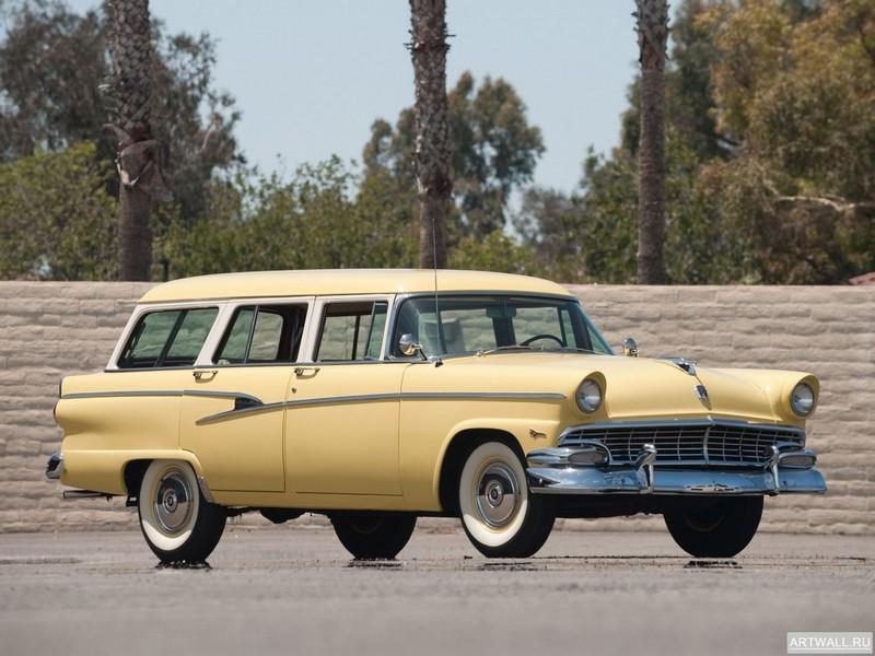 Постер Ford Country Sedan 1956, 27x20 см, на бумагеFord<br>Постер на холсте или бумаге. Любого нужного вам размера. В раме или без. Подвес в комплекте. Трехслойная надежная упаковка. Доставим в любую точку России. Вам осталось только повесить картину на стену!<br>