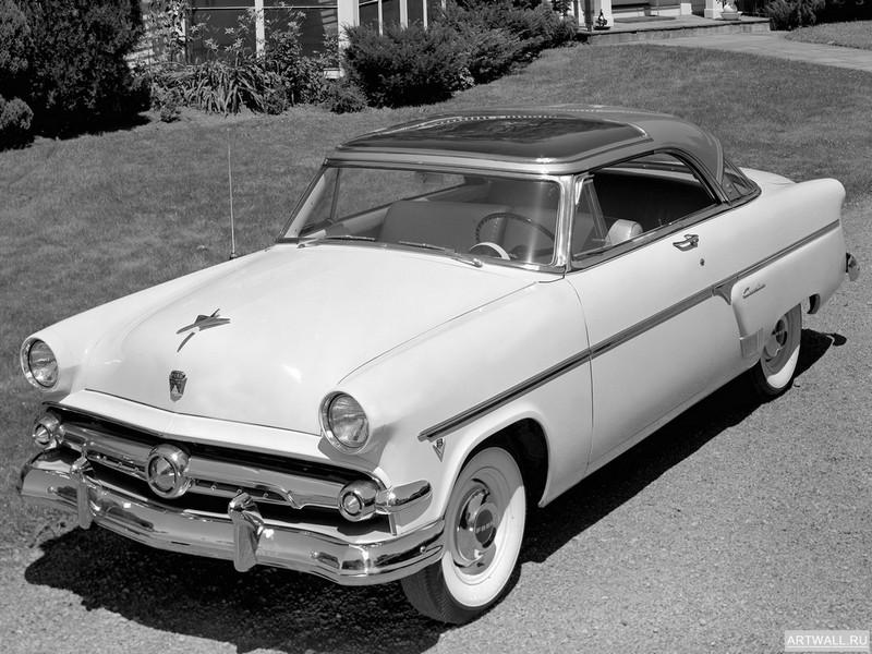 Постер Ford Crestline Skyliner 1954, 27x20 см, на бумагеFord<br>Постер на холсте или бумаге. Любого нужного вам размера. В раме или без. Подвес в комплекте. Трехслойная надежная упаковка. Доставим в любую точку России. Вам осталось только повесить картину на стену!<br>